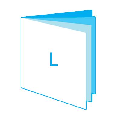 Vierkant L