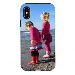 Telefoonhoesje bedrukken - iPhone X (Tough case)