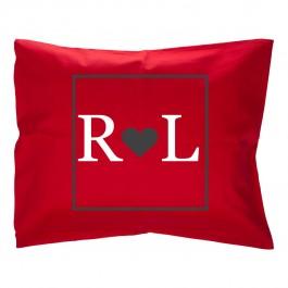 Kussen bedrukken - Rood - 50 x 60 cm
