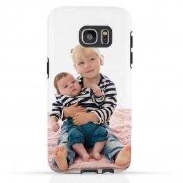 Telefoonhoesje bedrukken - Samsung Galaxy S7 edge (Tough case)