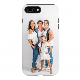 Telefoonhoesje bedrukken - iPhone 8 plus (Tough case)