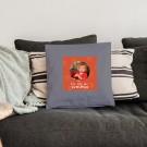 Liefdeskussen bedrukken - Lichtgrijs - 40x40cm