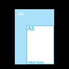 Sticker A5