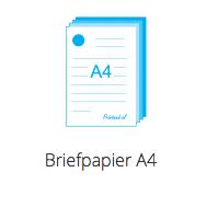 Briefpapier maken