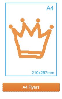 Koningsdag drukwerk