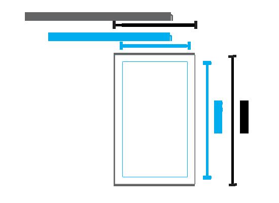 Visitekaartje Standaard